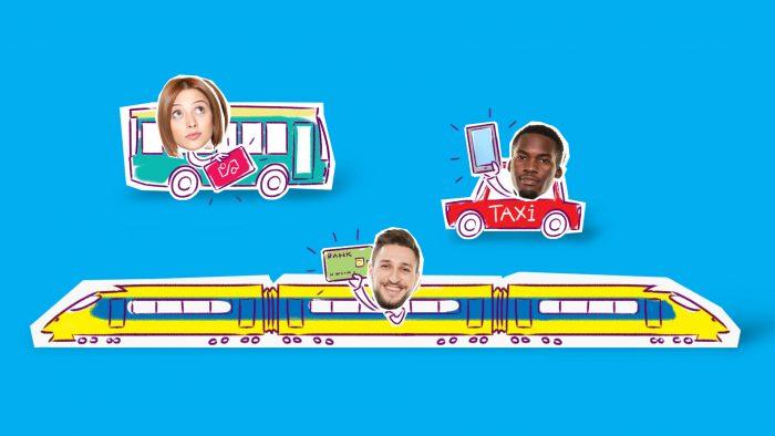 Mijn spreekbeurt over reizen en betalen in het openbaar vervoer